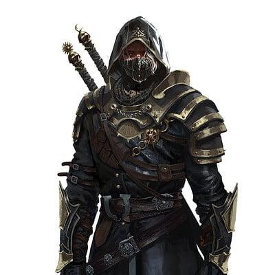 Baek ji middle agesdark assassin