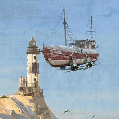 Piotr sokolowski 124 lighthouse