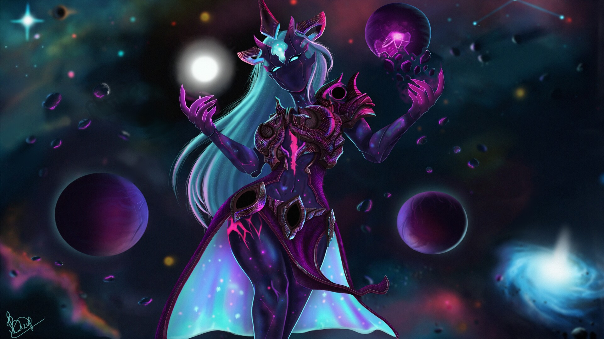 Dark Cosmic Syndra