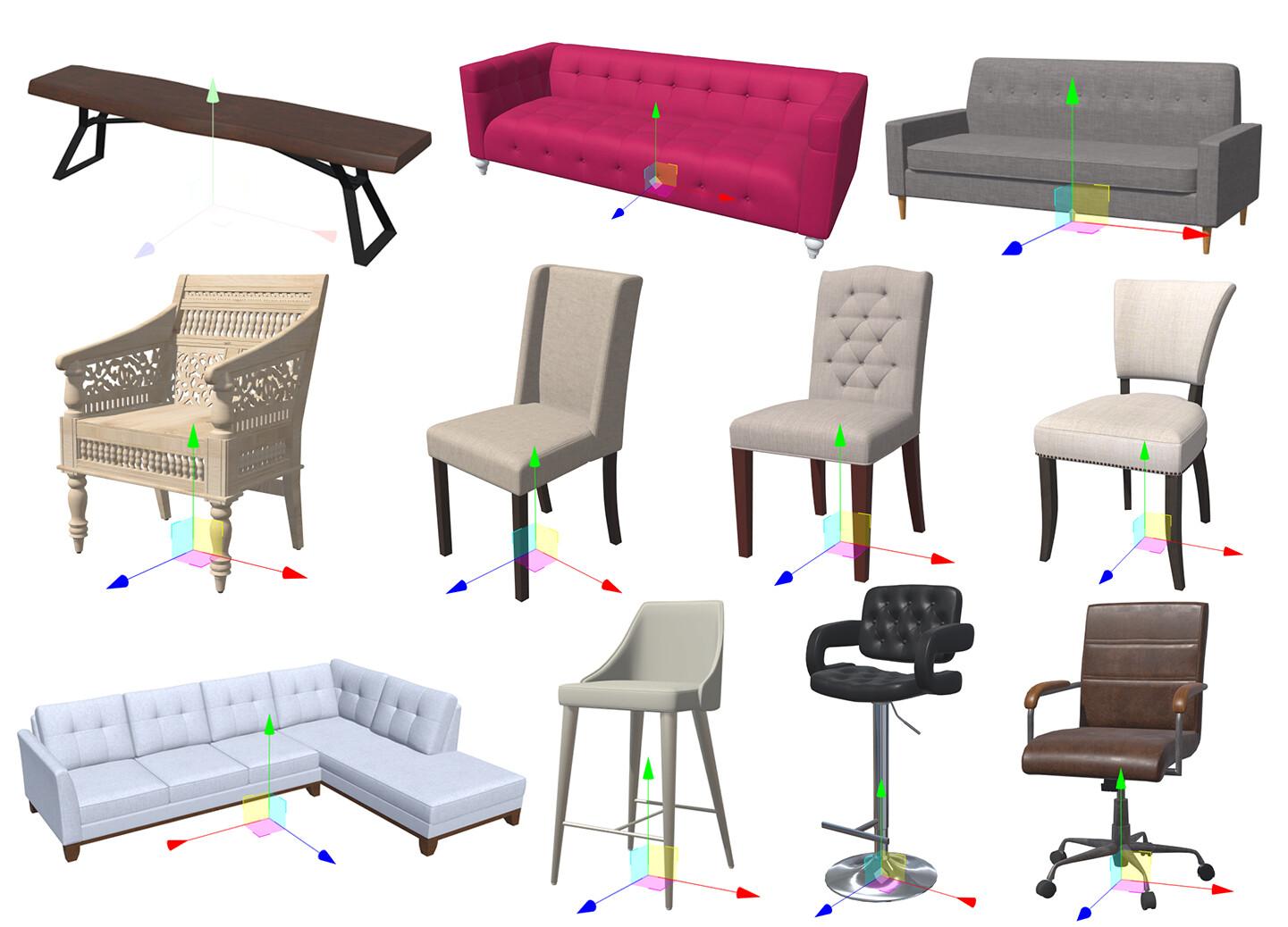 Cherlin mao houzz portfolio chairs