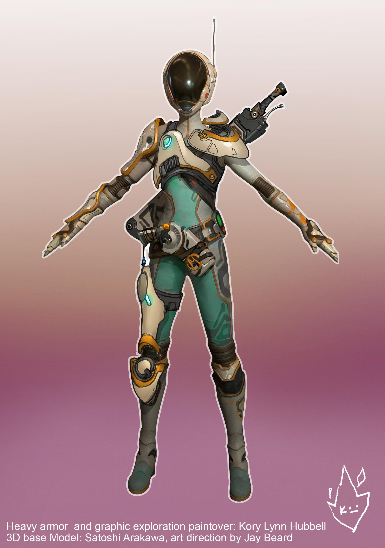 Kory lynn hubbell sculpin armor exploration 7