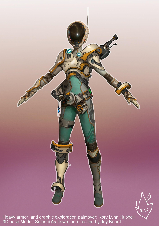 Kory lynn hubbell sculpin armor exploration 8