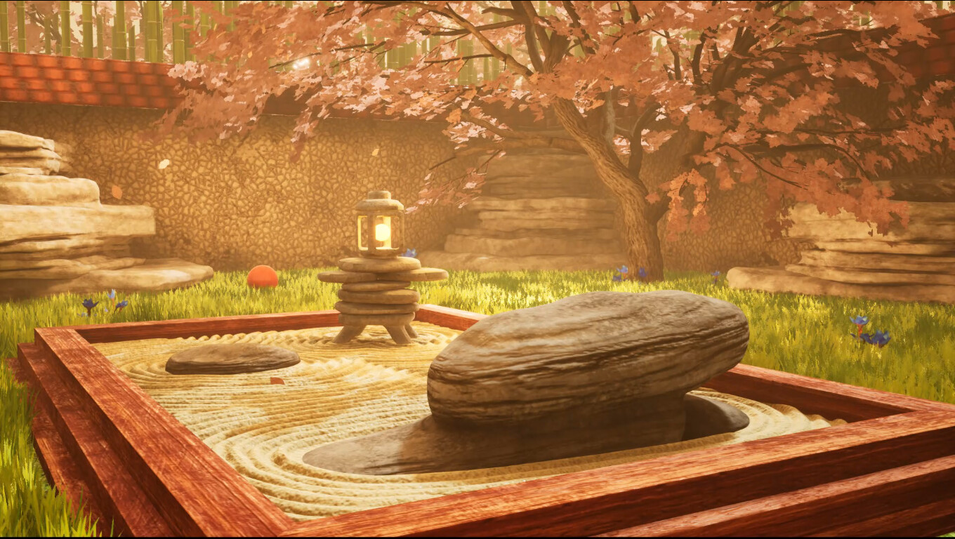 Tranquility (Still) Unreal Engine, 2019