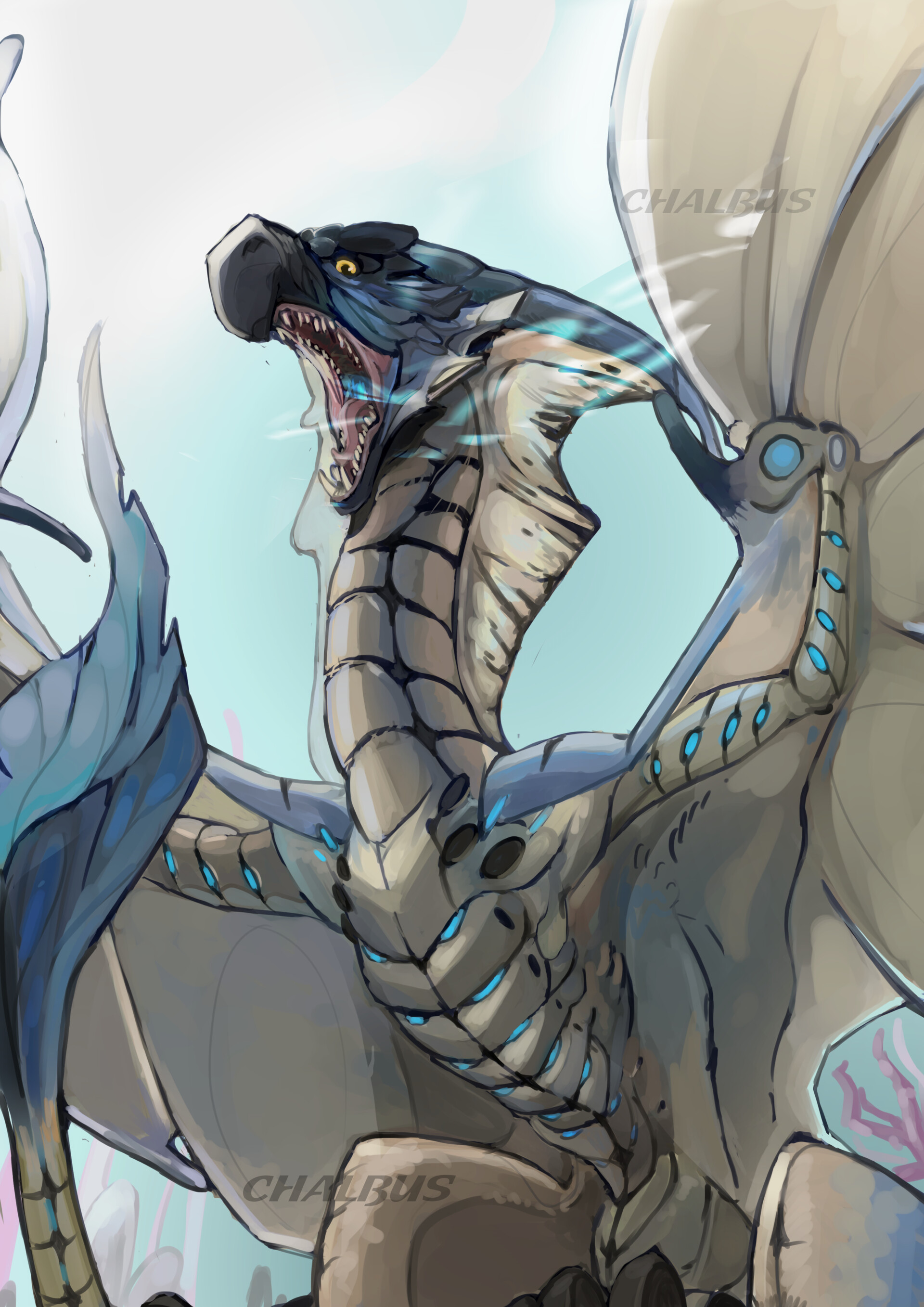 Artstation Ice King Legiana Chalbus