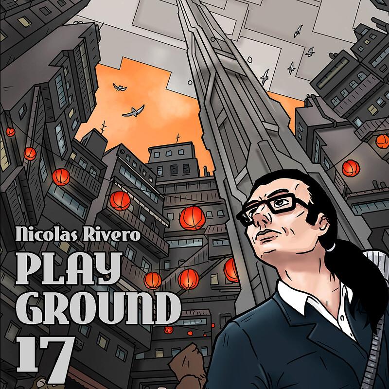 Playground 17 Comic