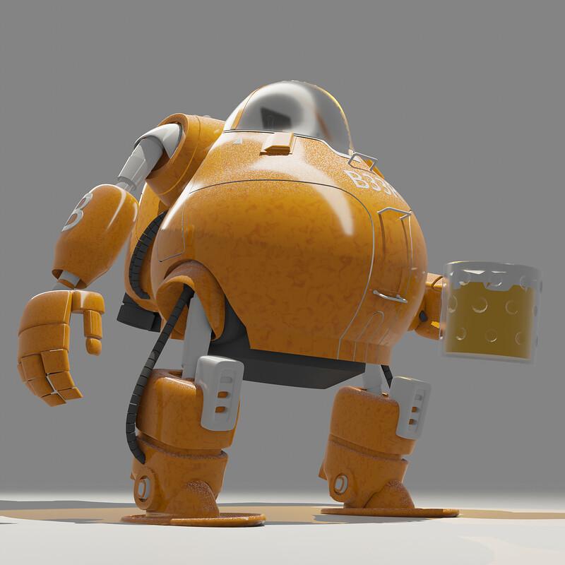 B33R Brewbot