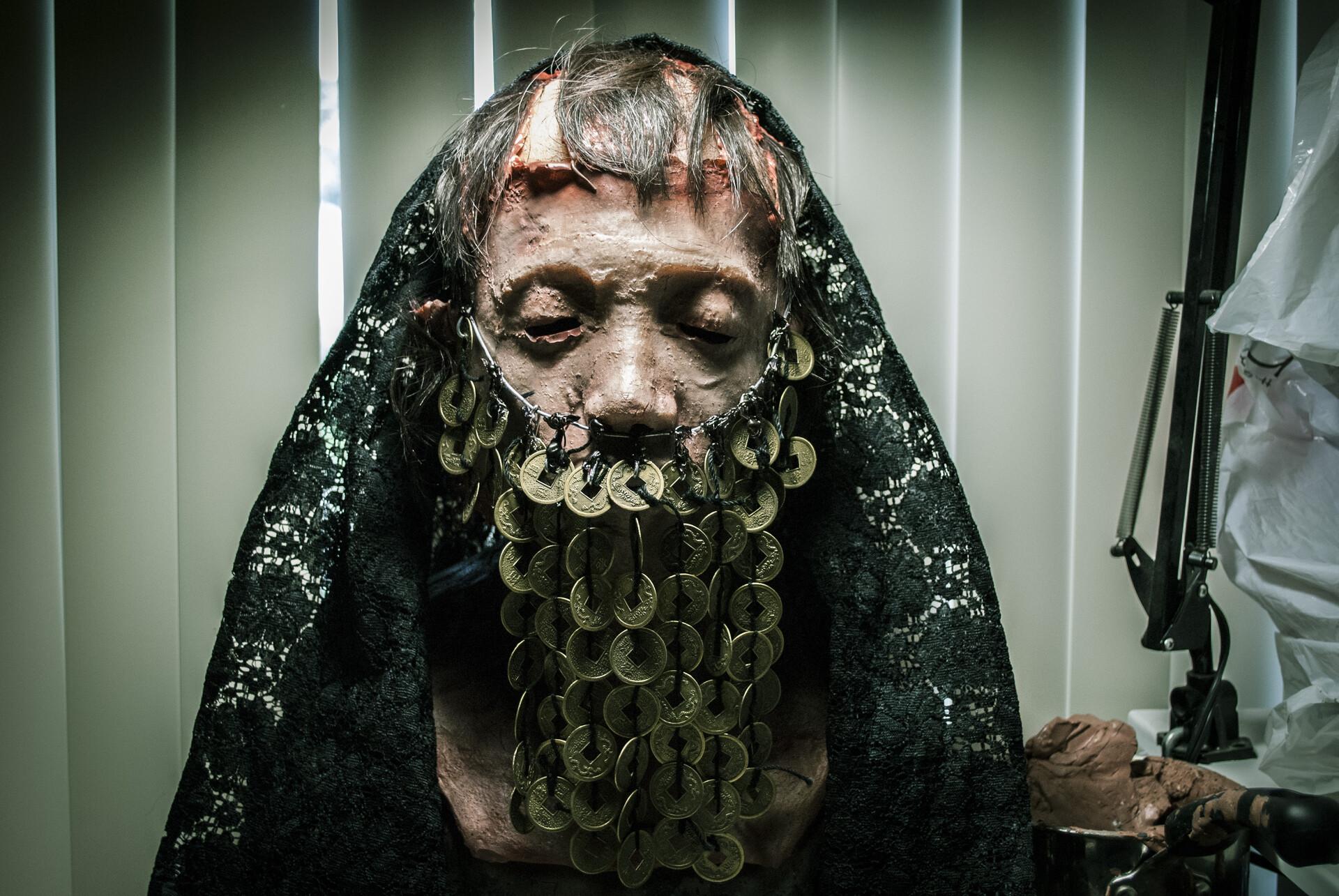 Freakshow VIII (2016 Silicone Mask)