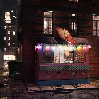 Ewa wierbik icecreamshop