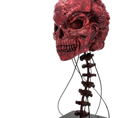 Shota uehara skull 1