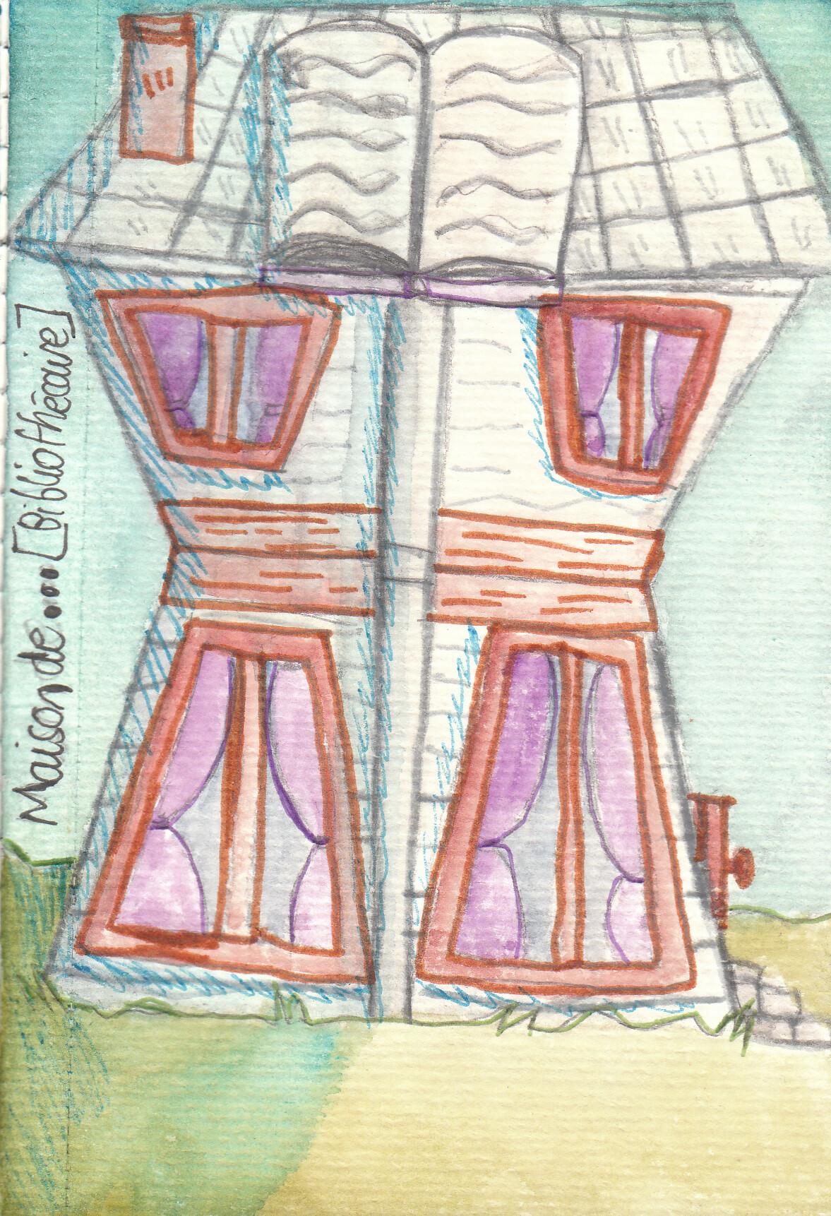 Anei ragdowl cd maison de bibliothecaire
