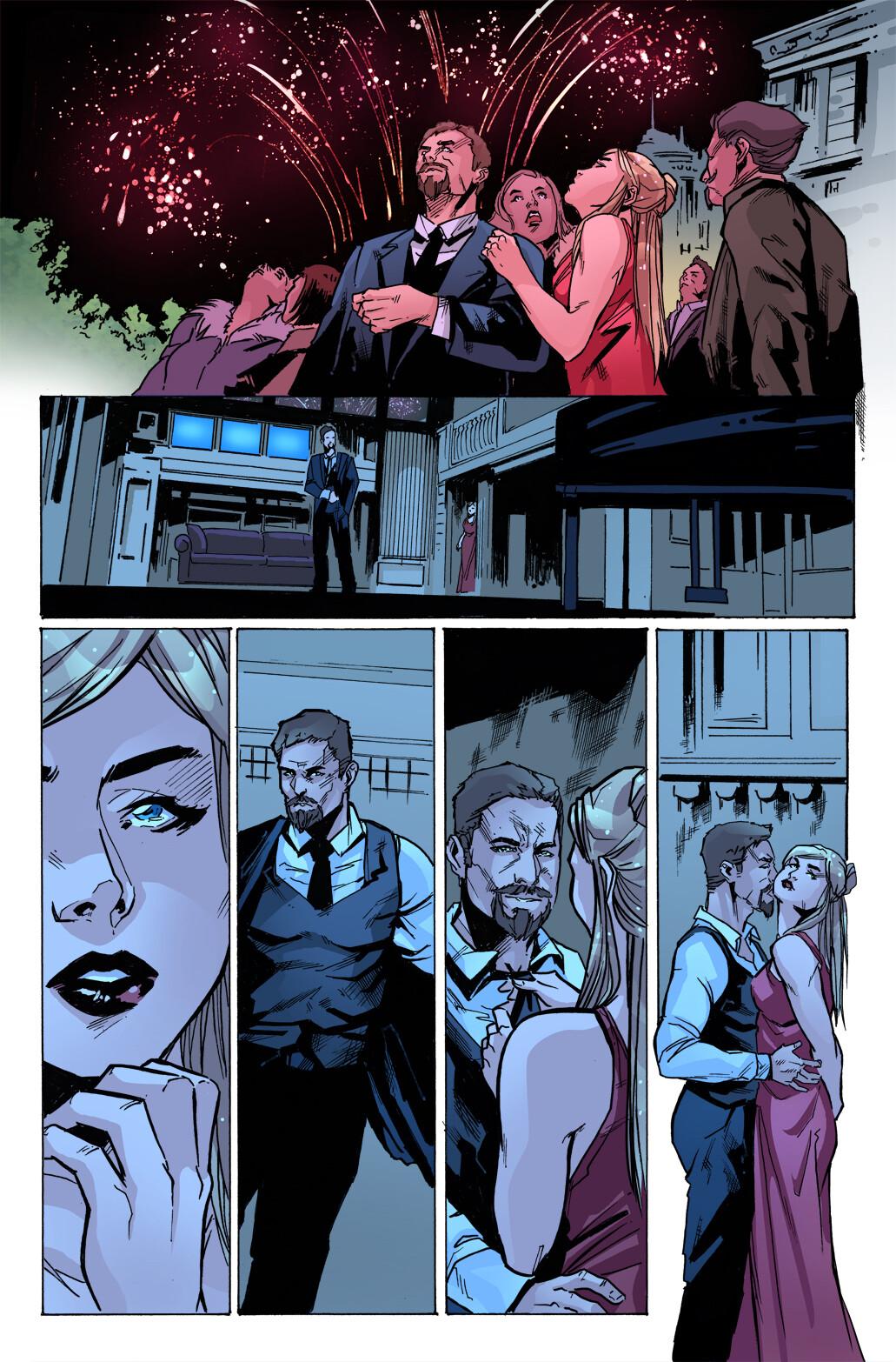 Firefly: Bad Company, Page 30
