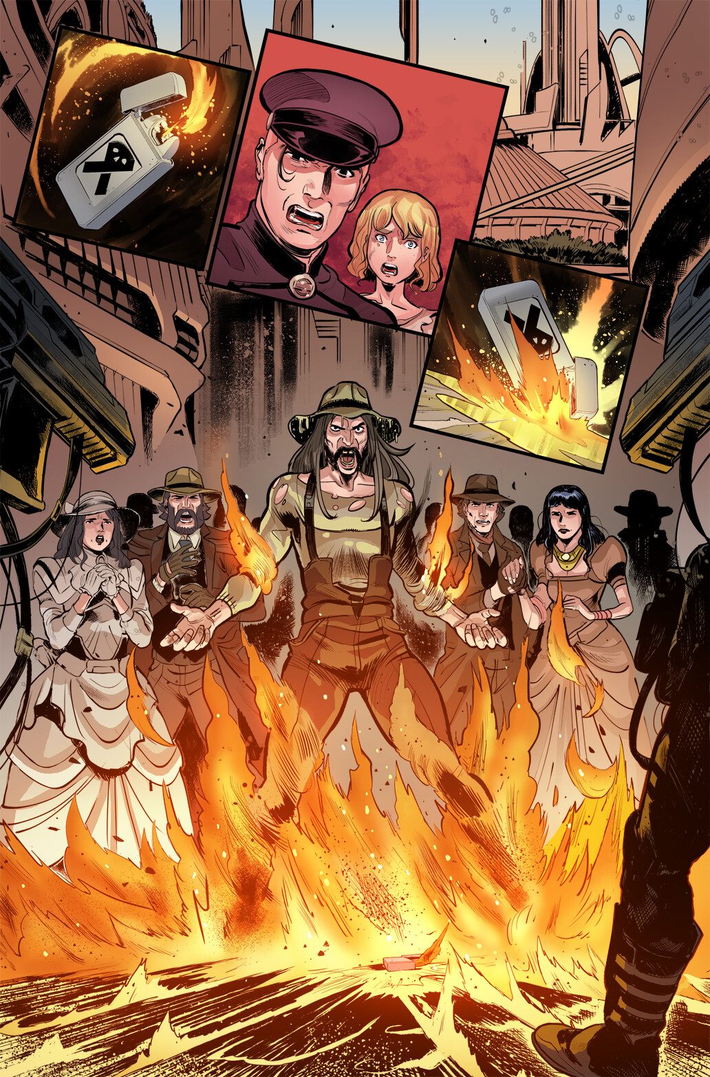 Firefly: Bad Company, Page 4