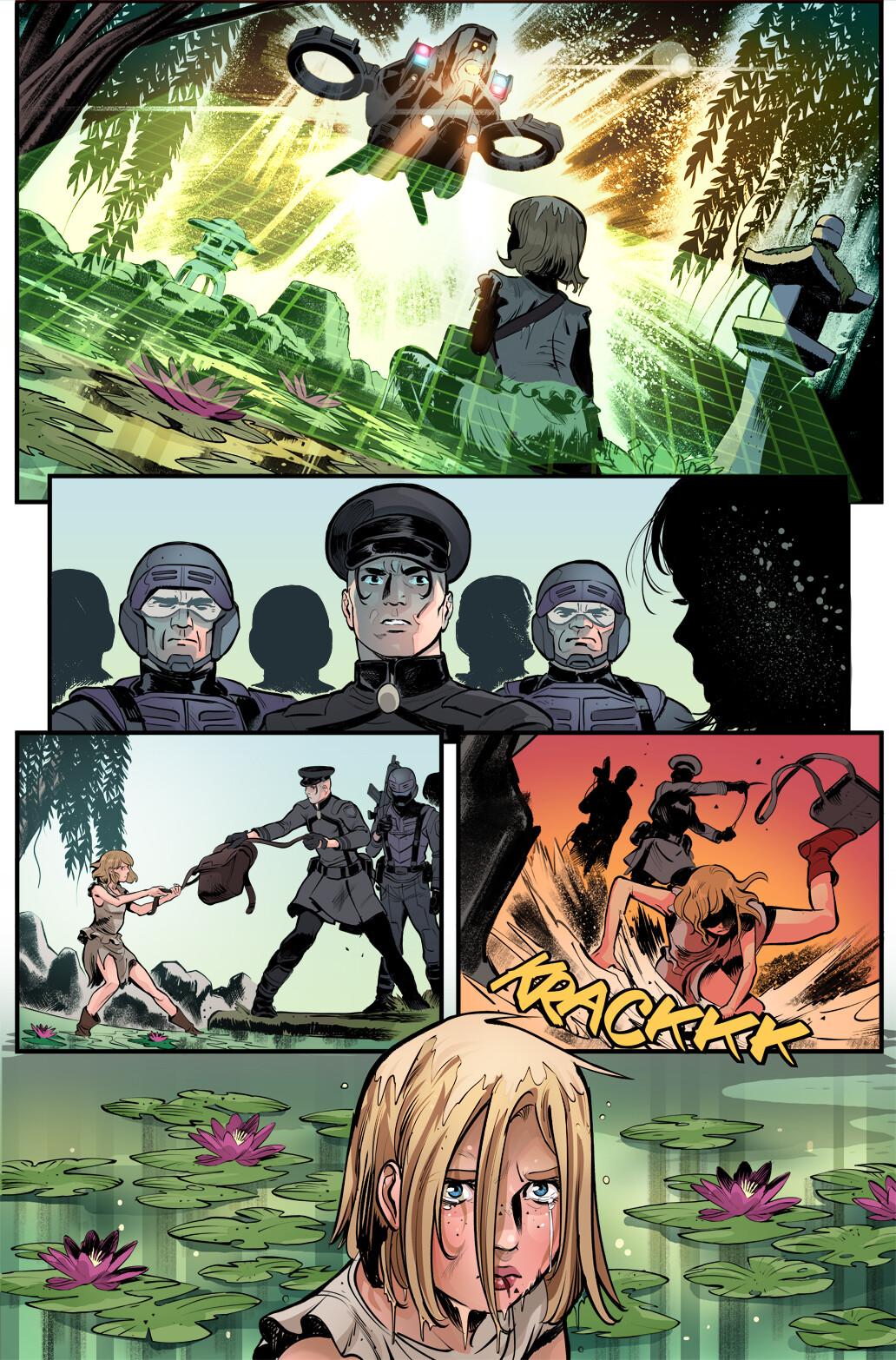 Firefly: Bad Company, Page 10