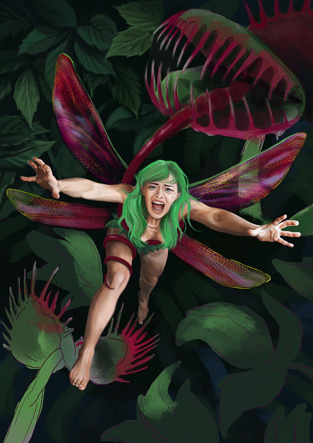 Margarita bourkova 201907 fairy wip4b
