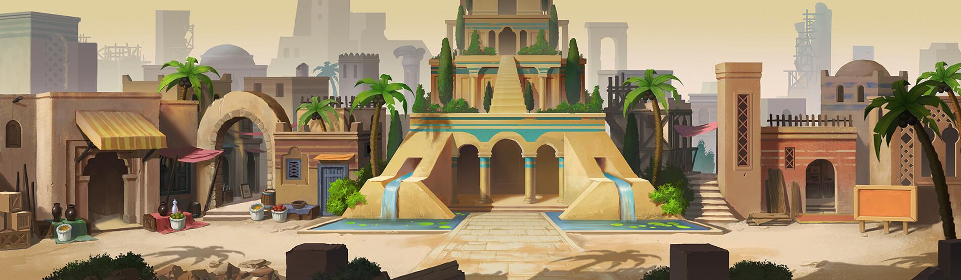 Evil chen town3 1 desert town a 4