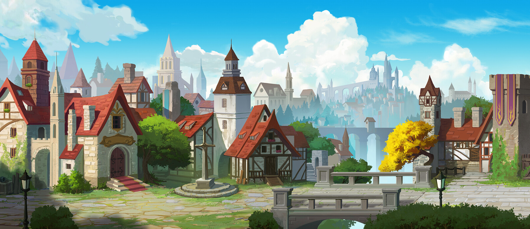 Evil chen town template2 zzz