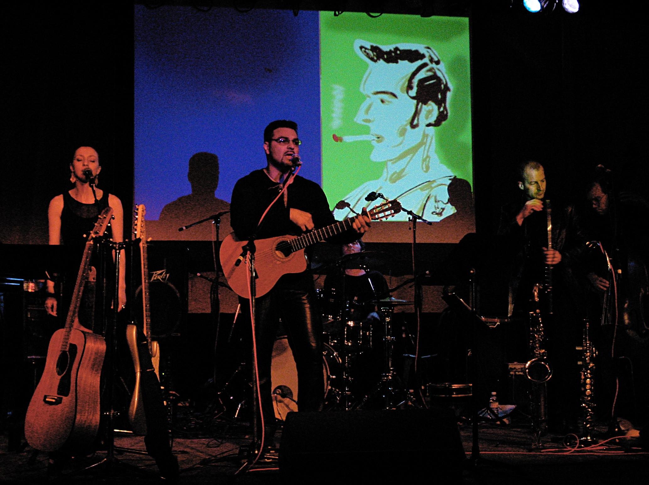 Toronto Distillery Jazz festival, Toronto