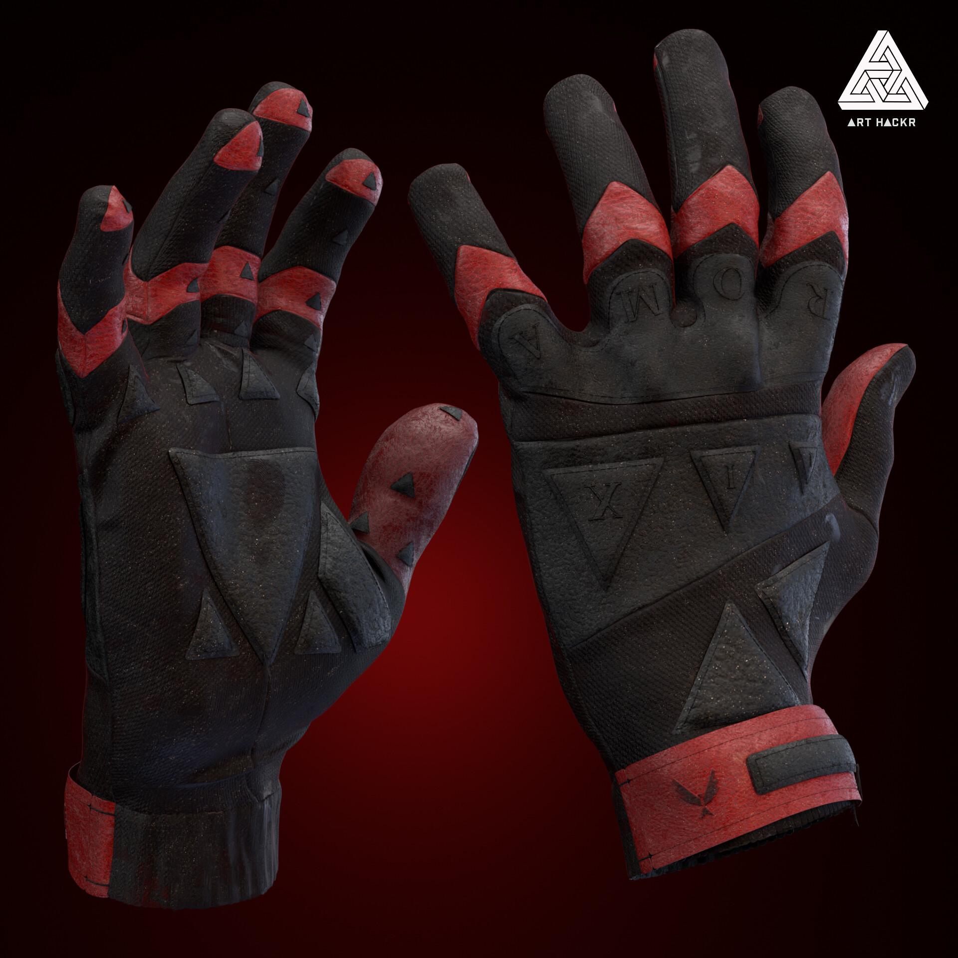 Rob walters glovessquare