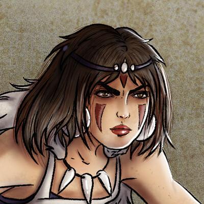 Maria isabel calderon mononoke