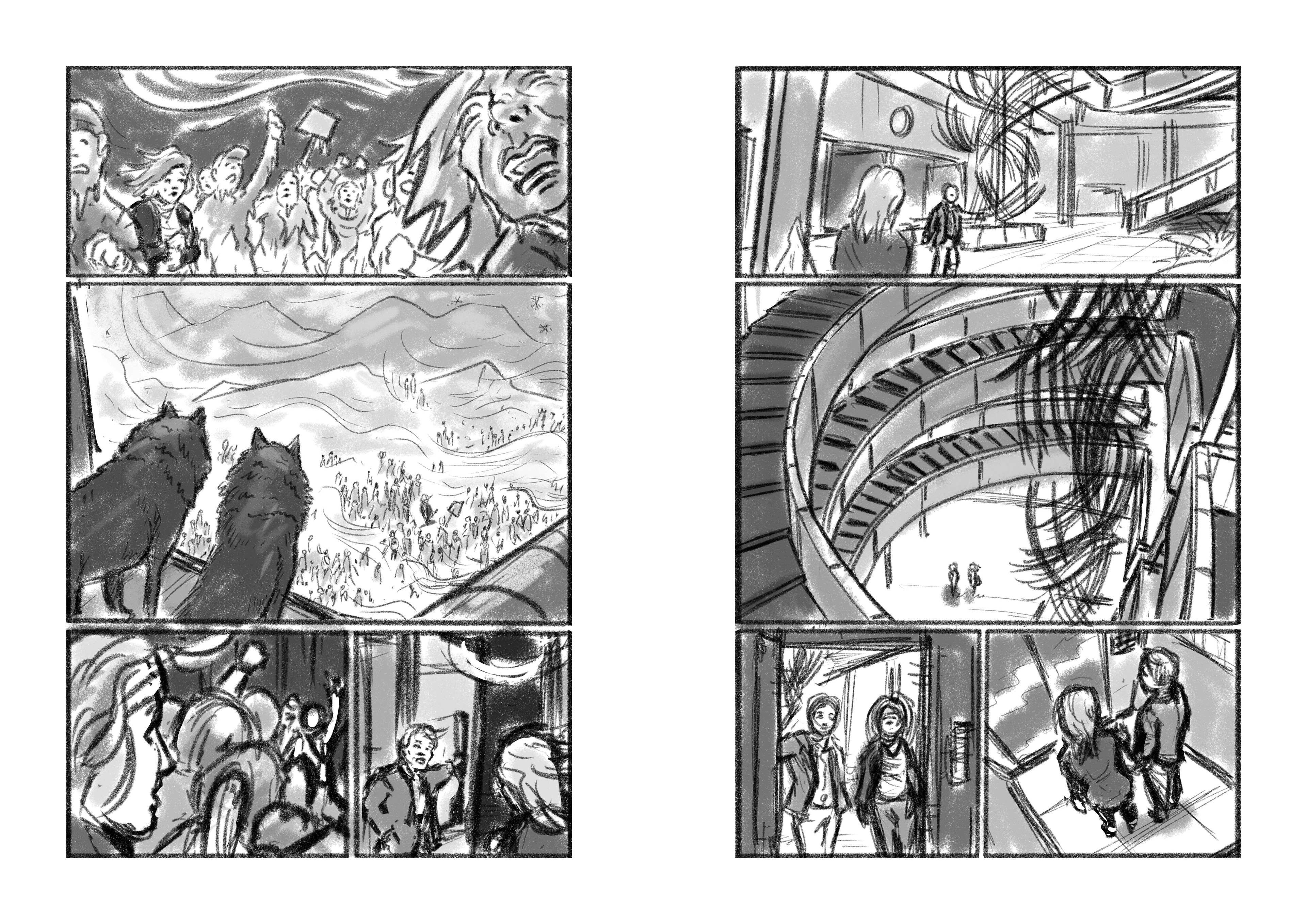 Storyboard Page 22-23