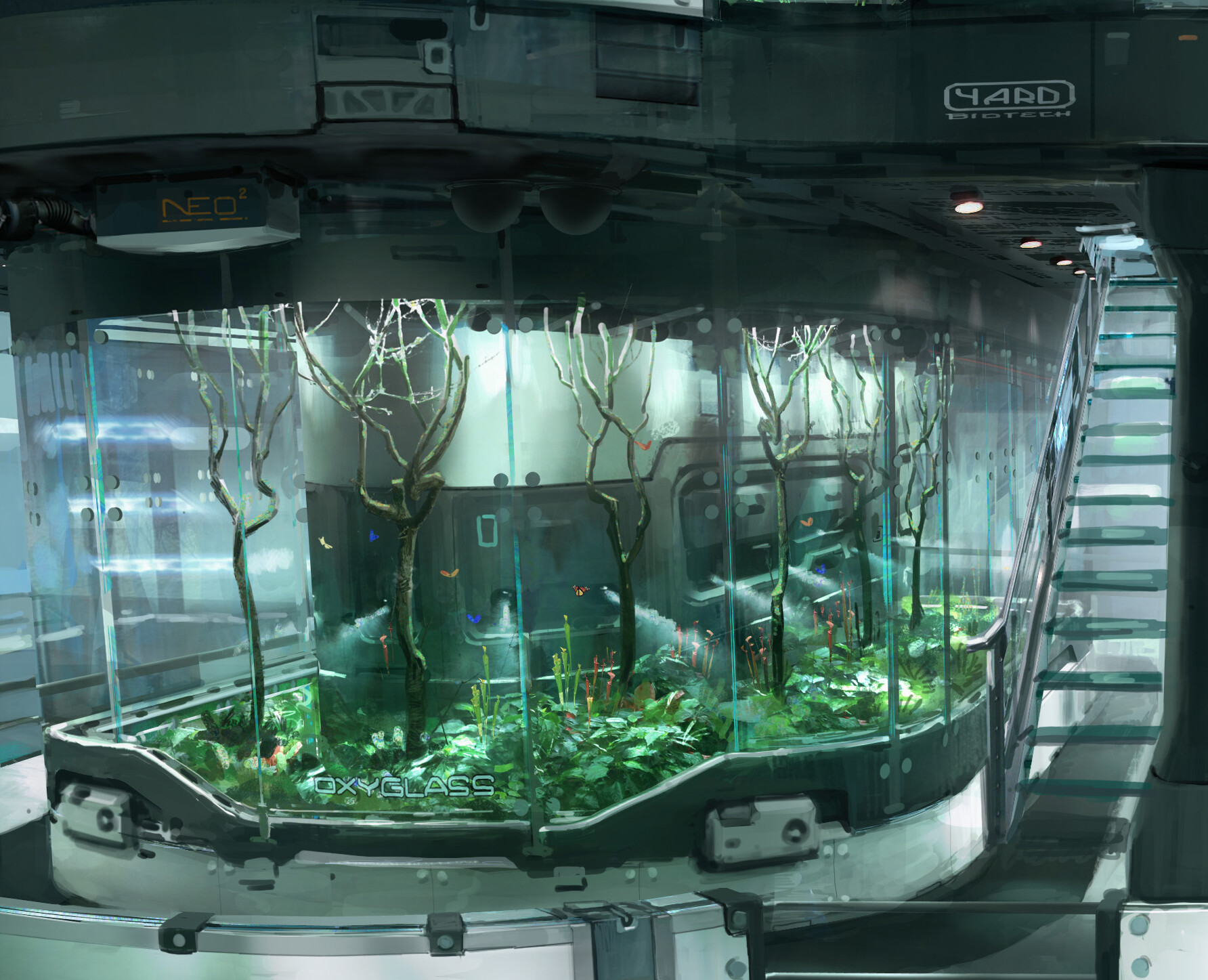 John wallin liberto greenhouse temp