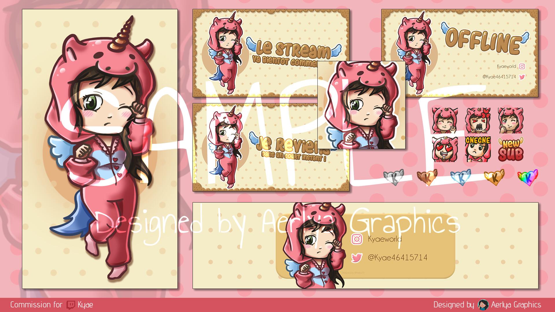 Aerlya graphics sample kyae