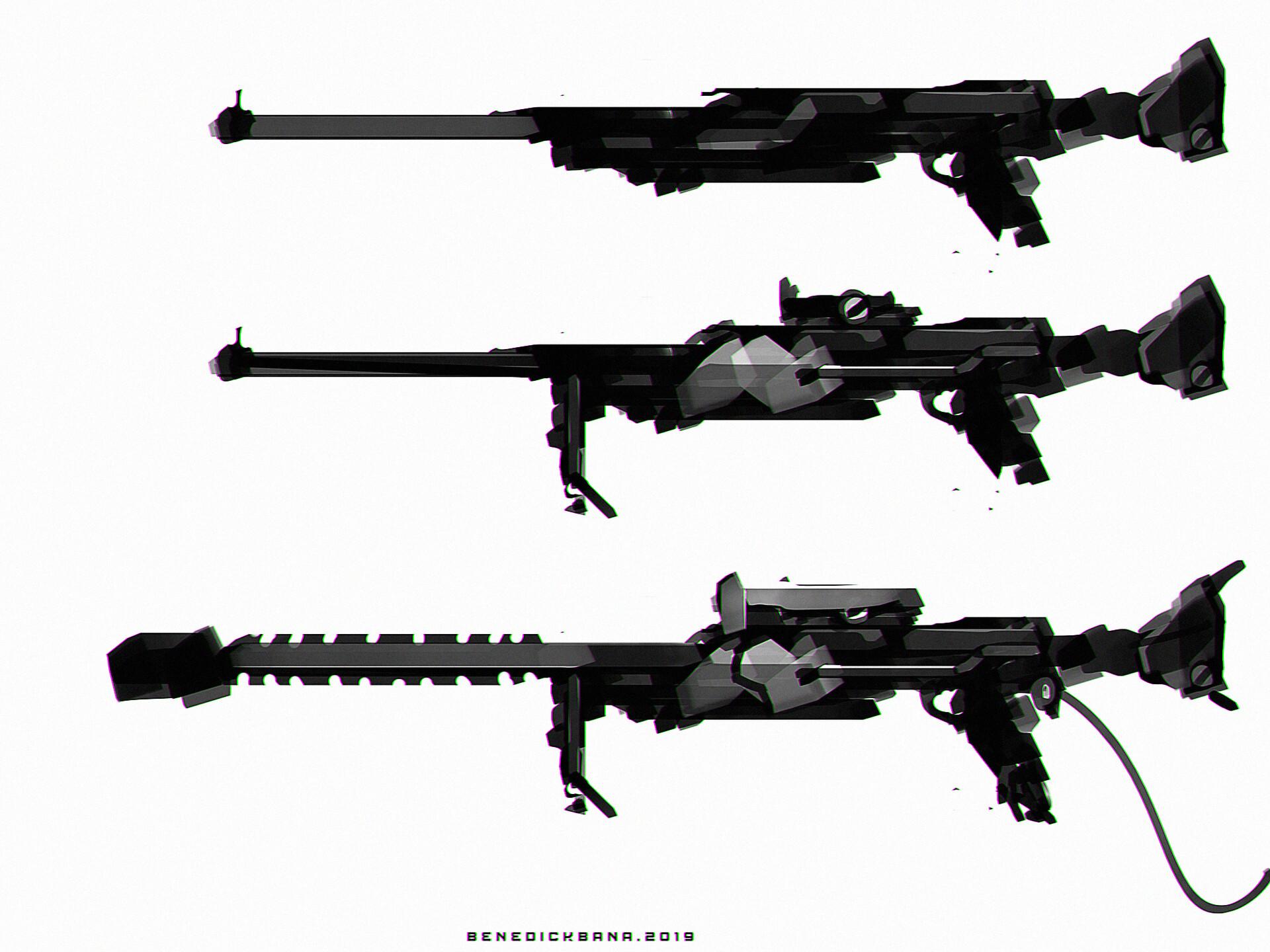 Gun Set B