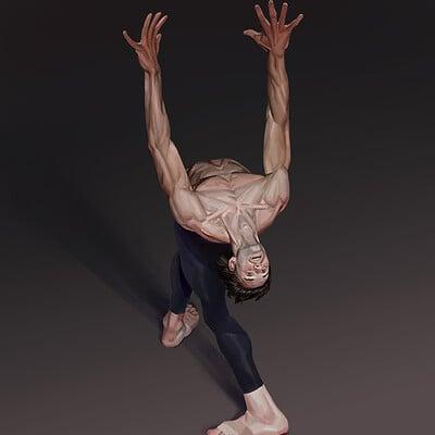 Daniel clarke ballet 5