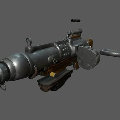 Andrew wilkins heavy gun paw 66 assault shotgun 2