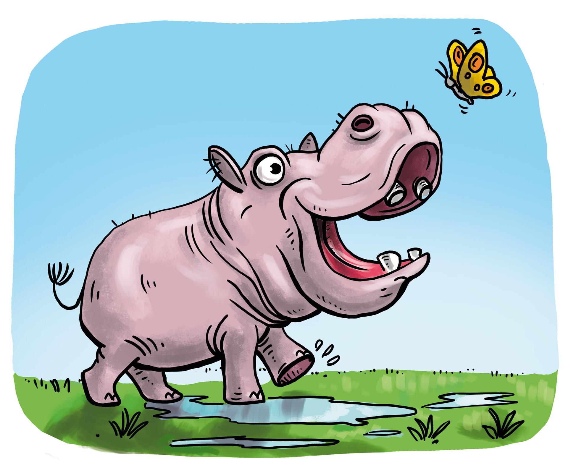 Nicolas rivero hippo2 kopie