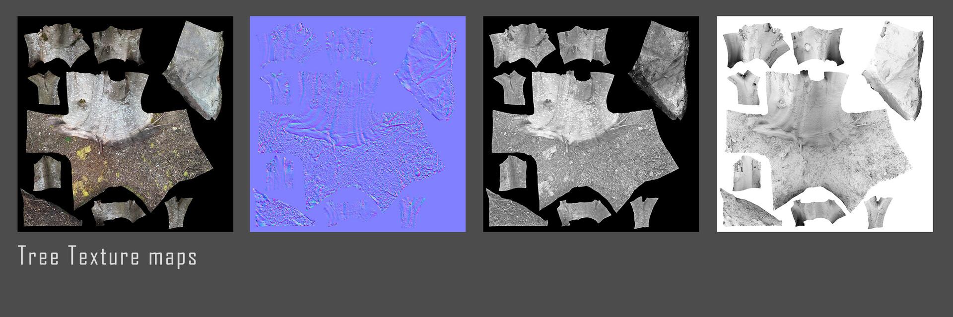 Sherif habashi tree texturemaps