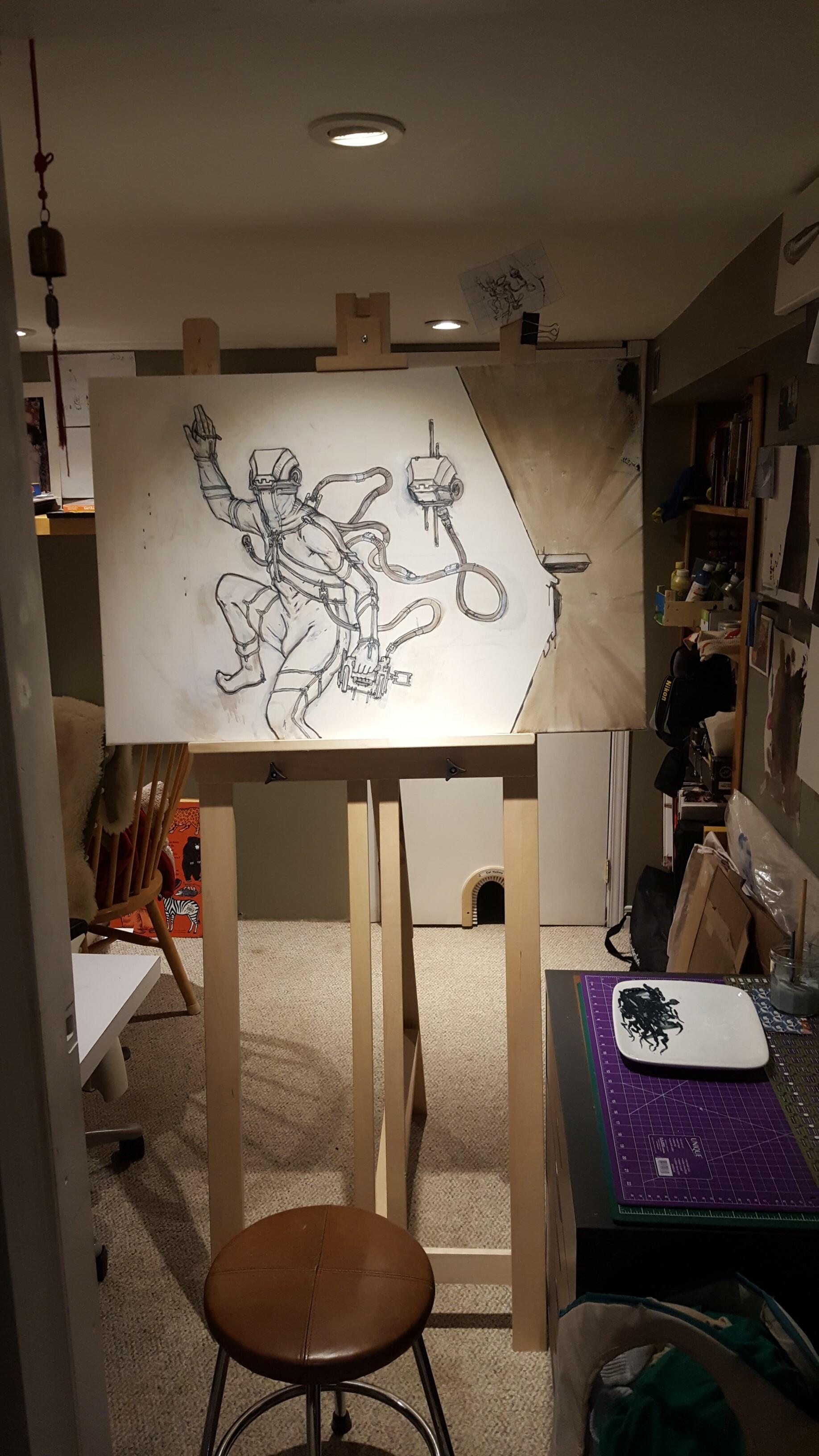 Lucas hug studio2