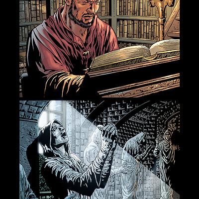 Piotr kowalski bloodborne 13 page 02 1