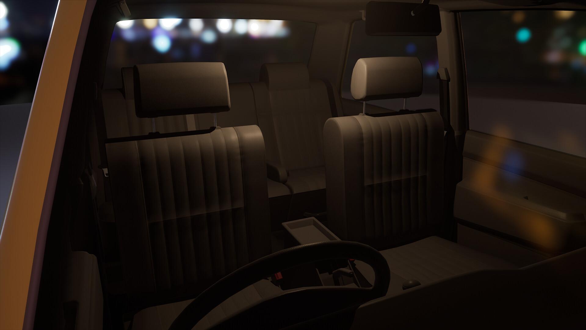 Seats and Interior