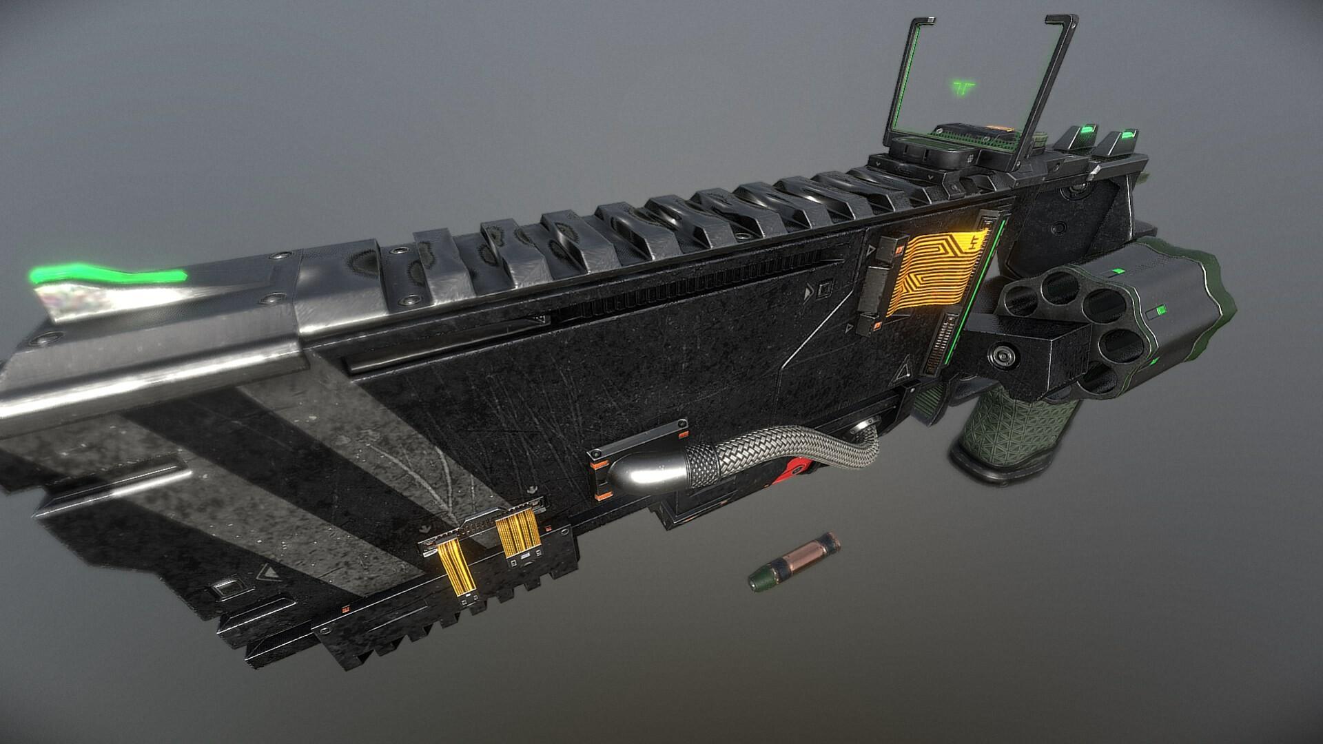 Aivis ozols revolver09