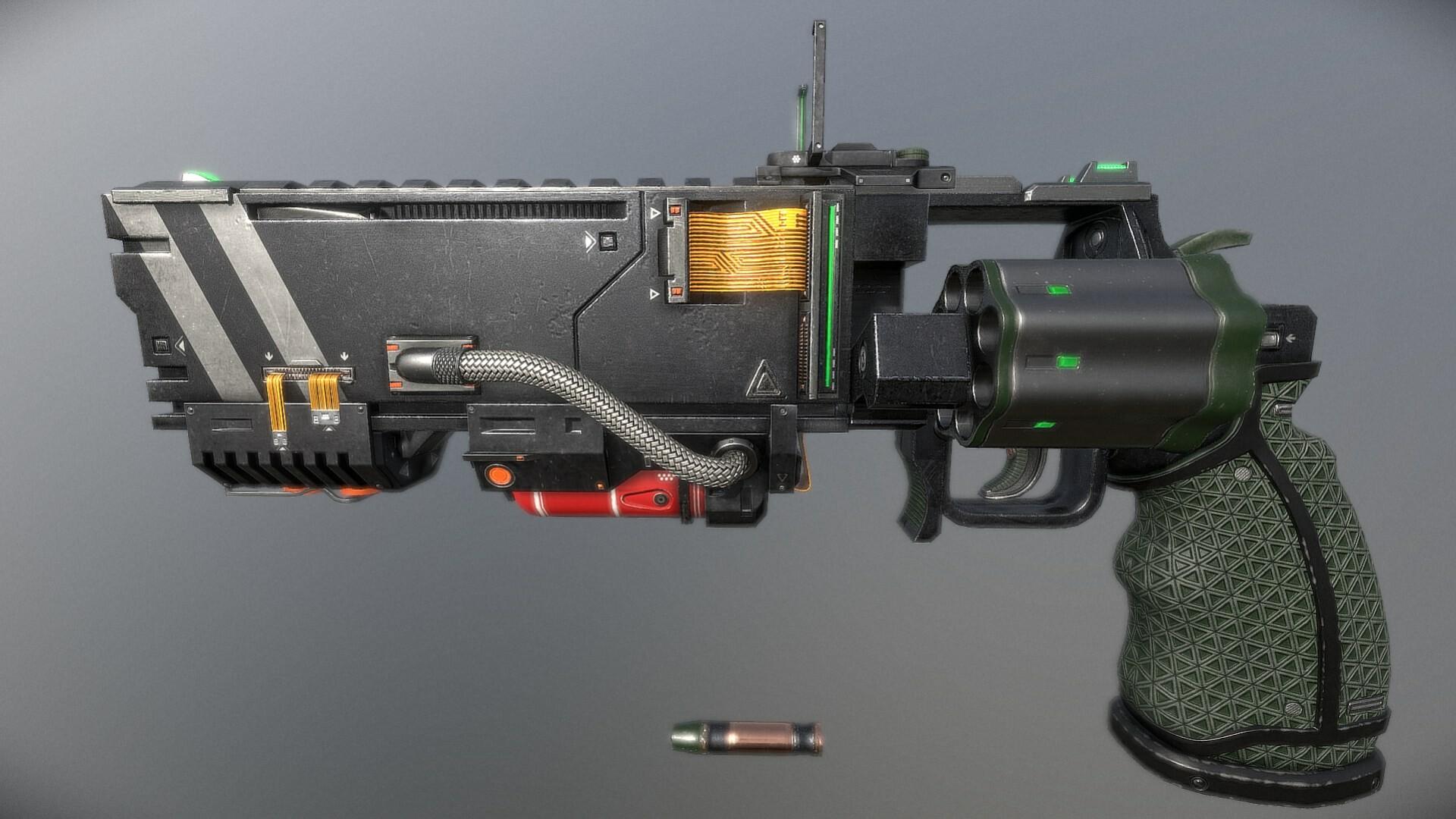 Aivis ozols revolver11