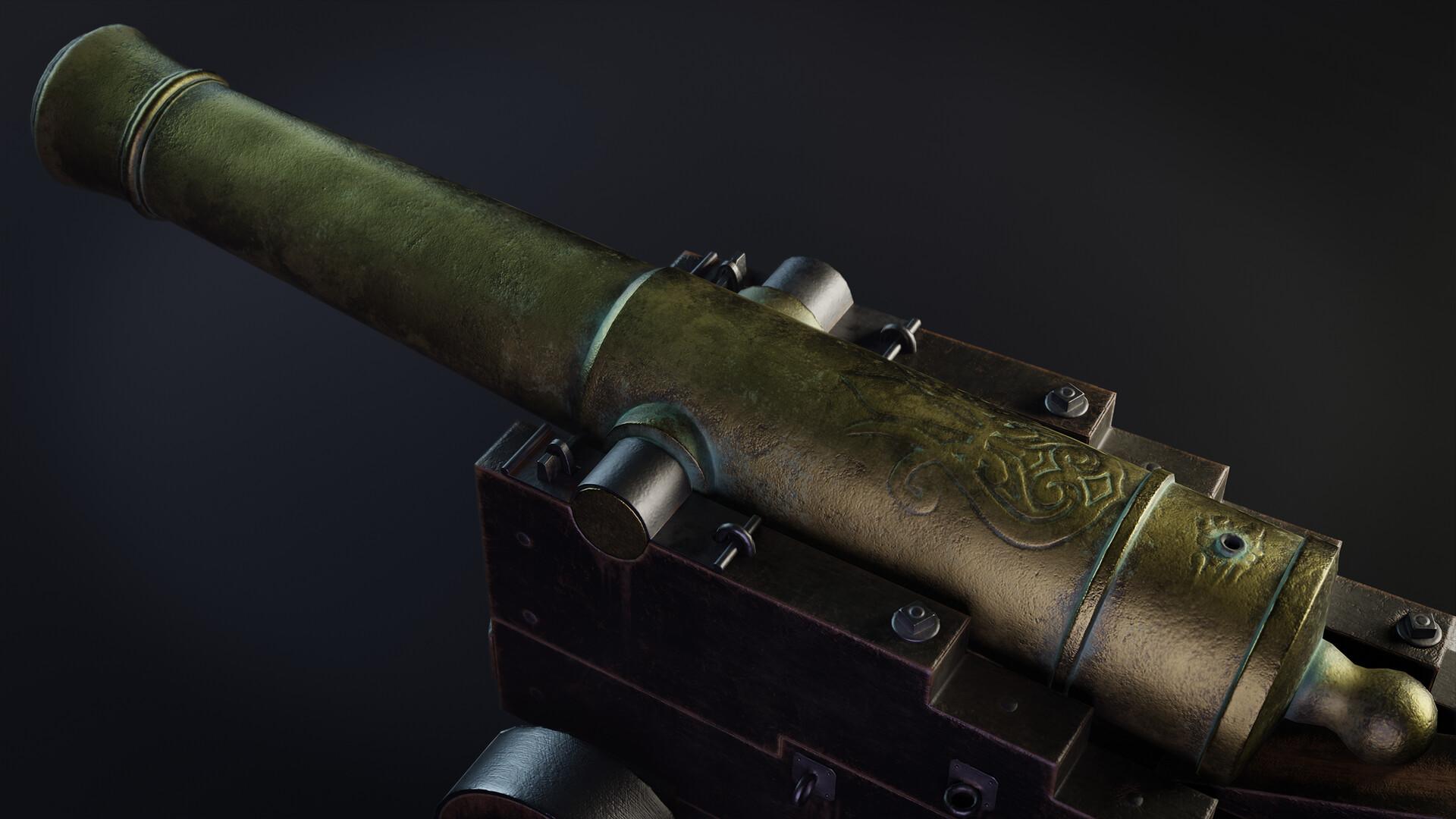 Pavel mazanik naval cannon render 05