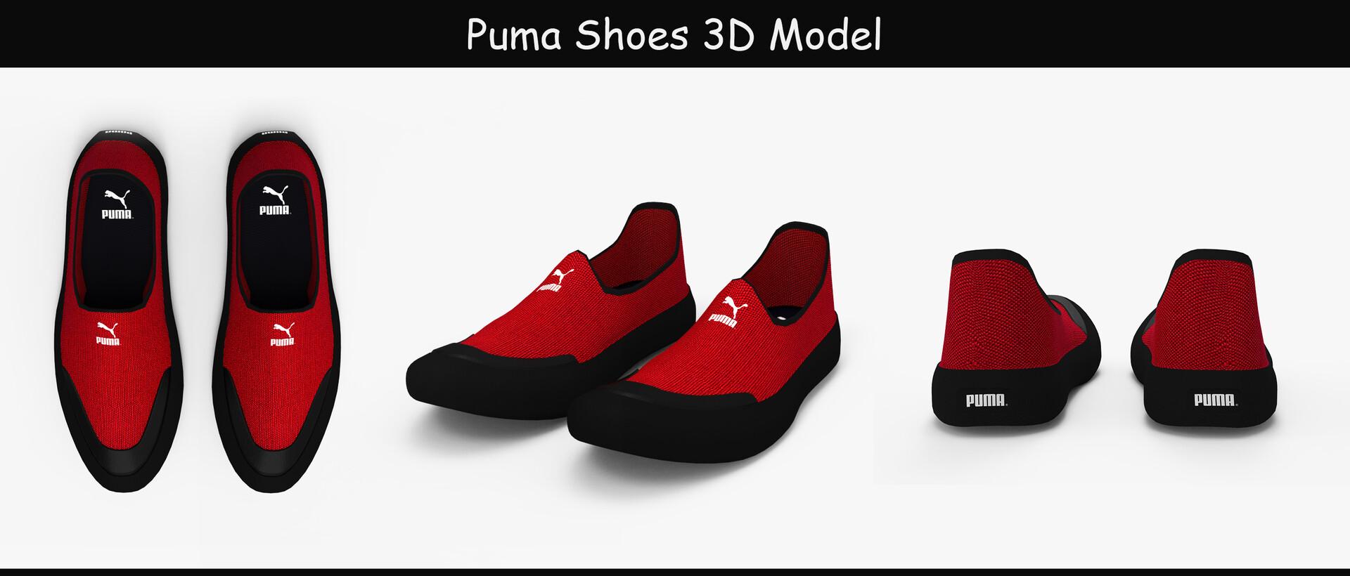 puma 3d