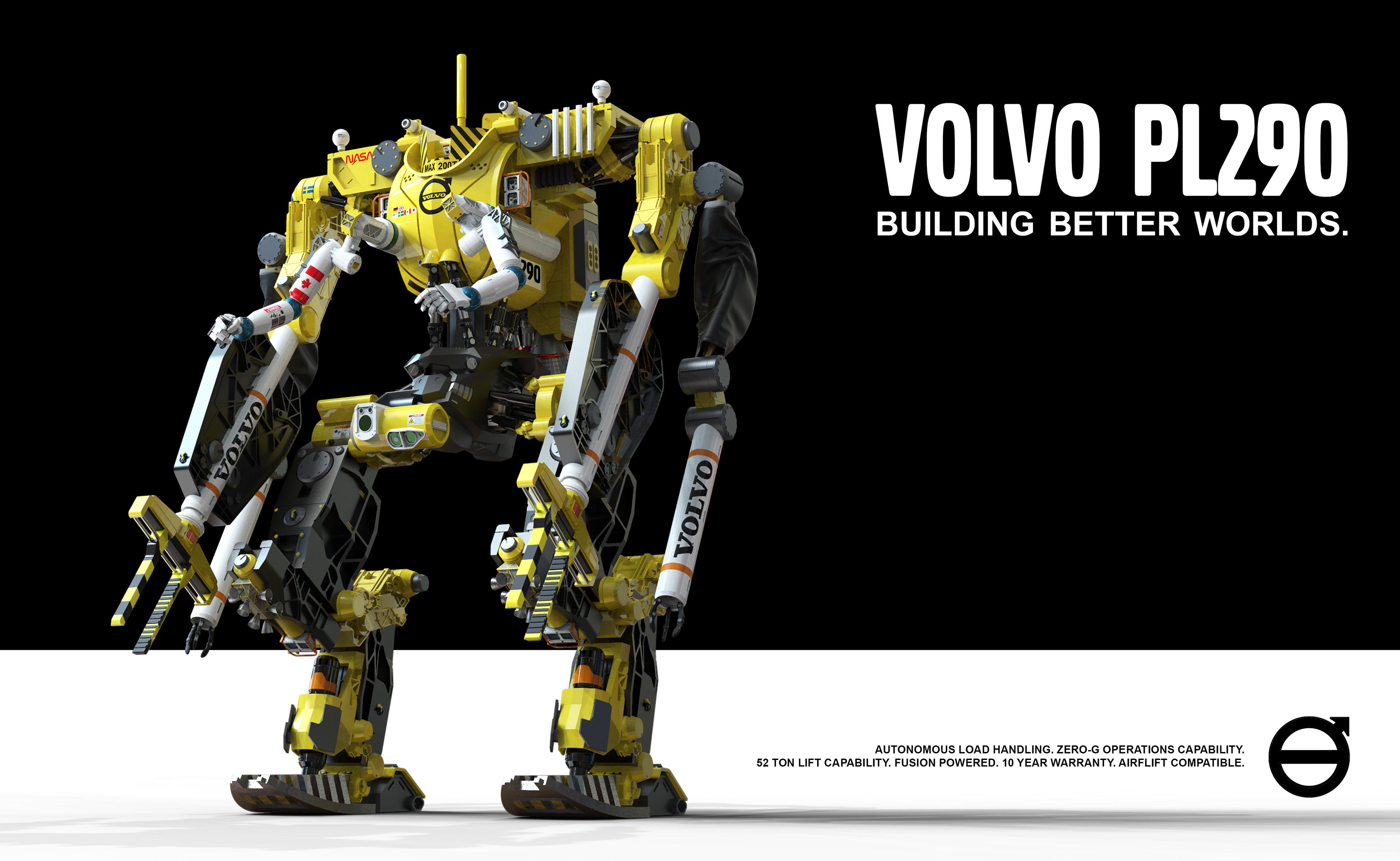 Volvo PL290