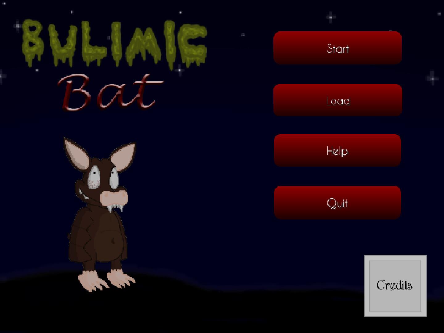 James skinner bulimic bat screenshot
