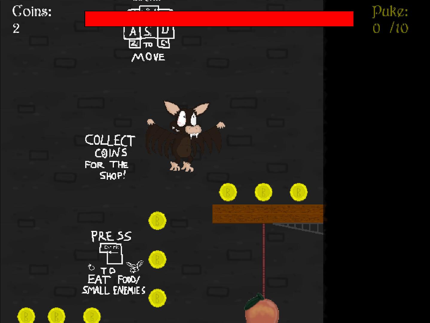 James skinner bulimic bat screenshot16