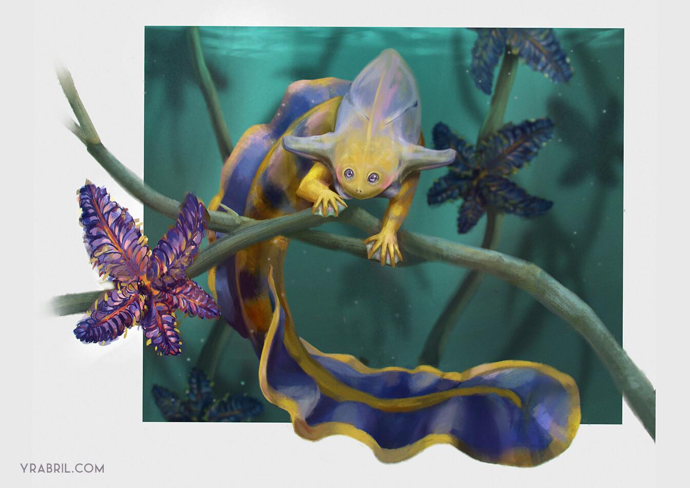 Creature design - Presentation