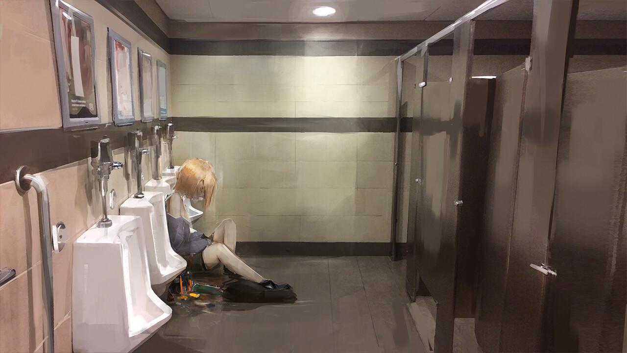 Daniel sia bathroom abuse
