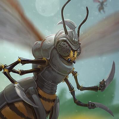 Amir levi wasp warrior
