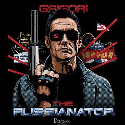 Pawel hudeczek russianator port fejs