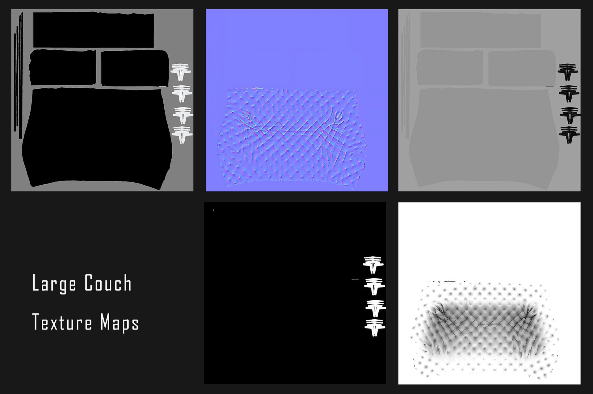 Sherif habashi couch maps