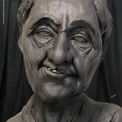 Surajit sen dhrubha digital sculptor surajitsen aug2019