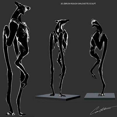 Constantine sekeris cs book alien creature01a
