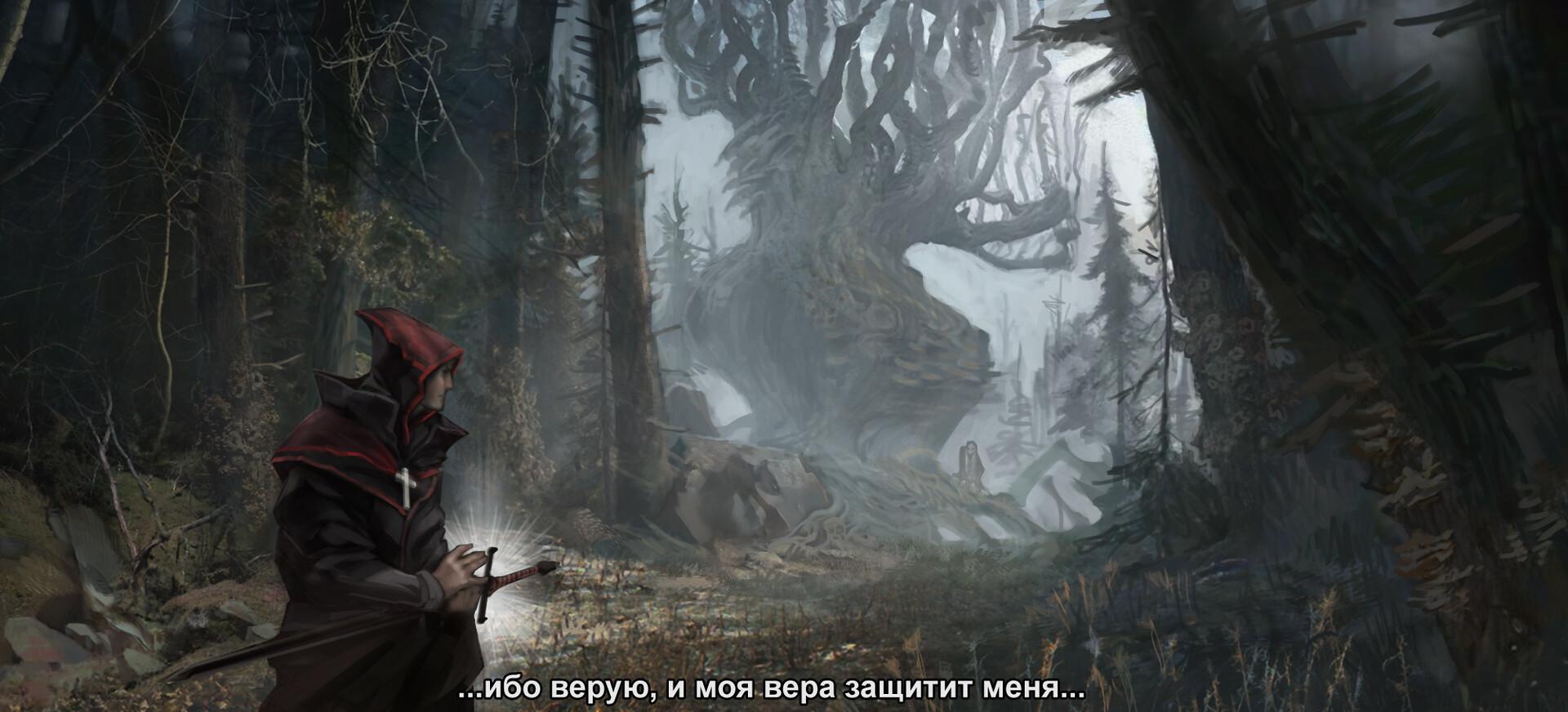 Victoriya anda 4 evil forest final
