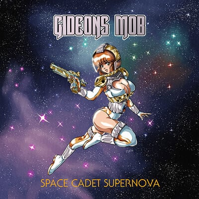 Pablo romero space cadet supernova color